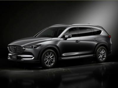 Mazda представила большой ...