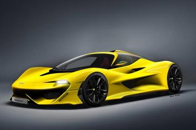 Компания  McLaren готовится ...